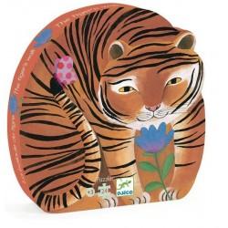 Puzzle la balade du tigre -...