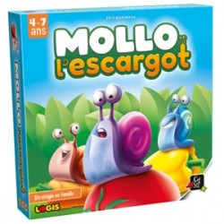 Mollo l'escargot - Gigamic
