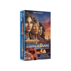 Pandemic Zone Rouge :...