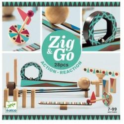Zig & Go 28 pièces - Djeco