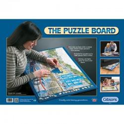 The puzzle board