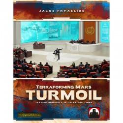Terraforming Mars : Turmoil...