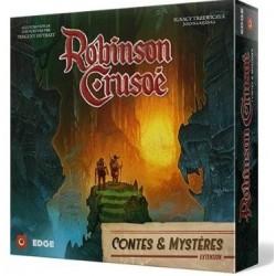 Robinson Crusoé - extension...