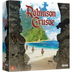 Robinson Crusoé - Aventures...