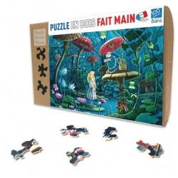 Puzzle 100 pièces Alice aux...