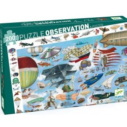 Puzzle d'observation aéro...
