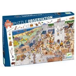 Puzzle d'observation Le...