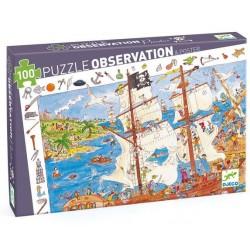 Puzzle d'observation Les...