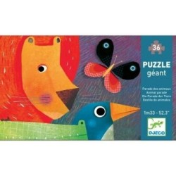 Puzzle géant la parade des...