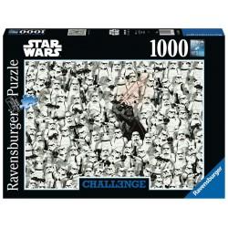 PUZZLE -1000P : STAR WARS...