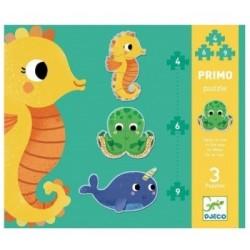 Primo puzzle dans la mer -...