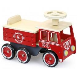 Porteur camion de pompier -...