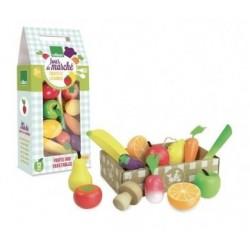 Set de fruits et légumes...
