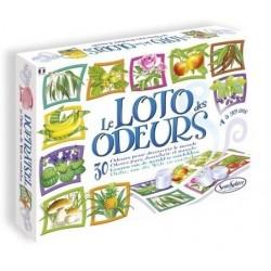 Le loto des odeurs -...