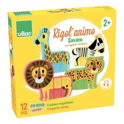 RIGOL'ANIMO - 4 animaux...
