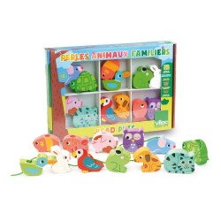 PERLES ANIMAUX FAMILIERS -...