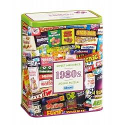 1980s Sweet Memories Puzzle...