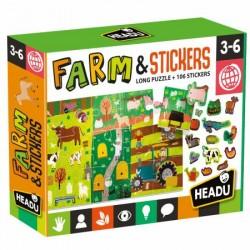 Headu - Farm stickers