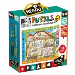 Headu - Brain Trainer Puzzle