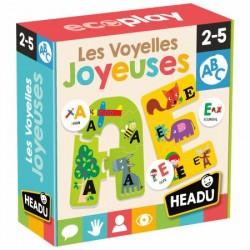 Headu - Les Voyelles Joyeuses