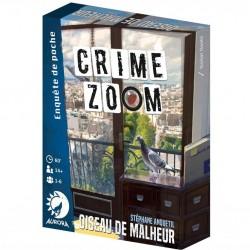 Crime Zoom - Oiseau de Malheur