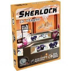 Q-System - Sherlock : 13...