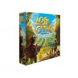 Lost Cities : Le Jeu De...