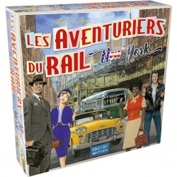 Aventuriers du Rail : New York