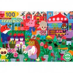 Green Market - Eeboo 100...