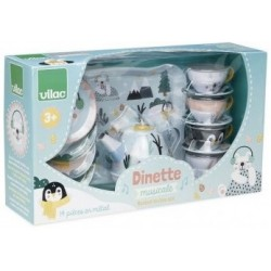 Dinette musicale banquise -...
