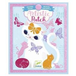 Little pets Artistic patch...