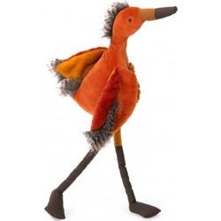 Oiseau aigrette Tout autour...