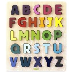Puzzle ABC Alphabet Sous la...