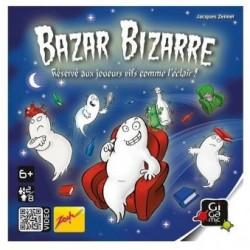 Bazar Bizarre - jeu Gigamic