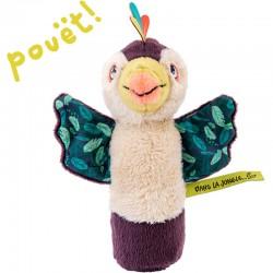 Hochet pouët Pakou le...