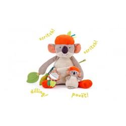 Koco le koala d'activités...